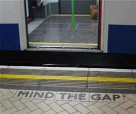 mind the gapI